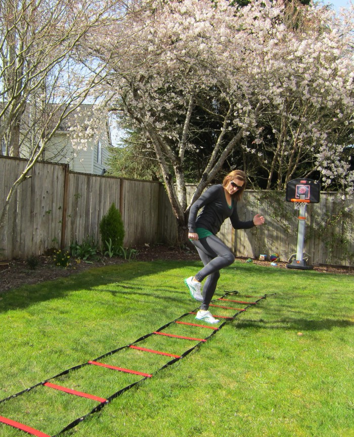 Agility Ladder Drills 4 All Ages