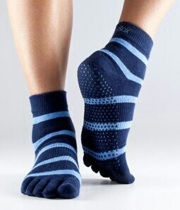 ToeSox~ 15 I love these socks and they come in many colors -great for  pilates. Photo source  Amazon 07ae43a78ac