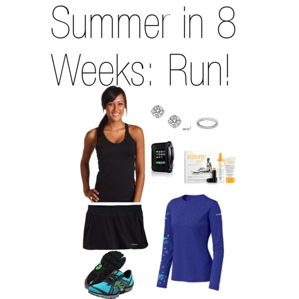 Summer in 8 Weeks: Run!