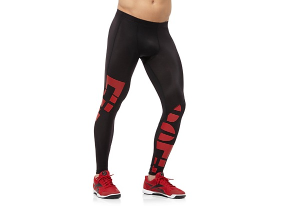 Men's Reebok CrossFit Compression Pant