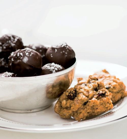Chocolatefigbites