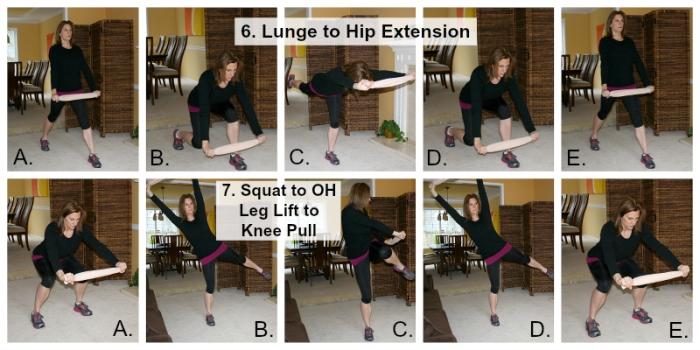 Towel Exercises 3