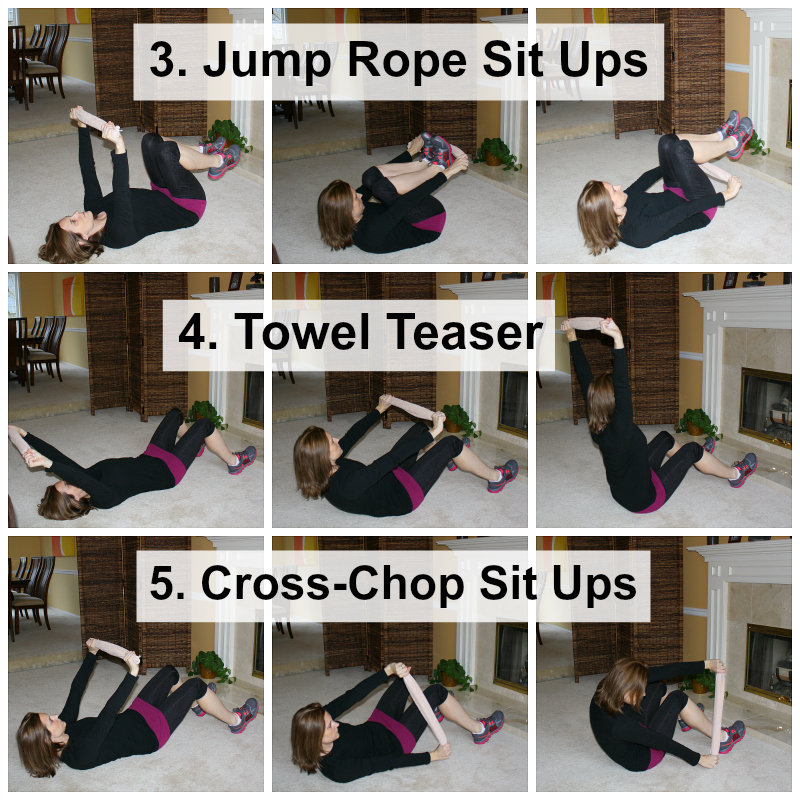 Towel Exercise Shoulder: Throw In A Towel Workout: Part 2