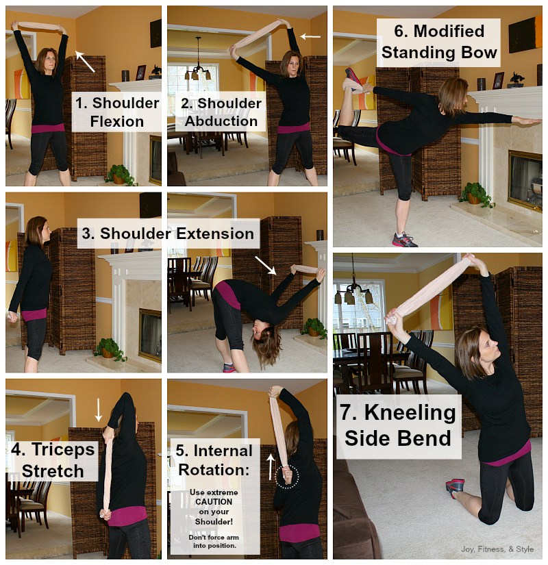 Towel Exercise Shoulder: Throw In A Towel Workout: Part 3