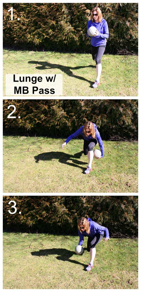 MB Lunge Pass