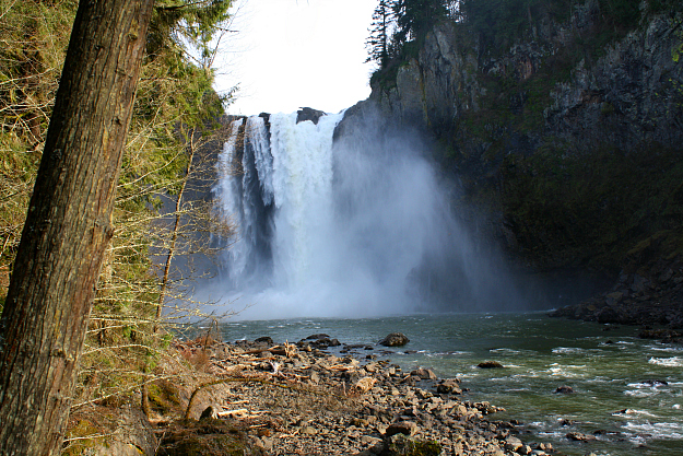 Snoqualmie Falls Hike 8