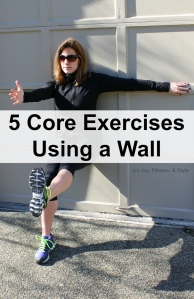Wall Exercises Core