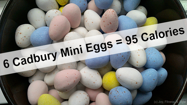 6 Cadbury Mini Eggs