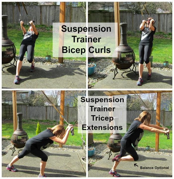 Arms Suspension Trainer