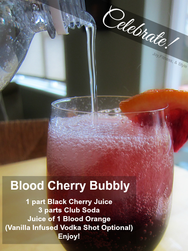 Blood Cherry Bubbly