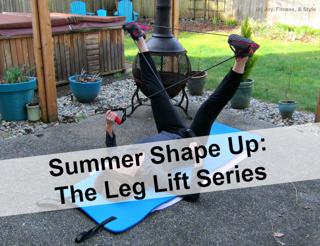 Leg Lifts Series