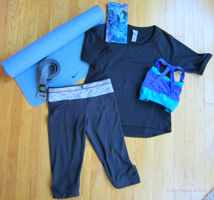 Yoga Style Outfit