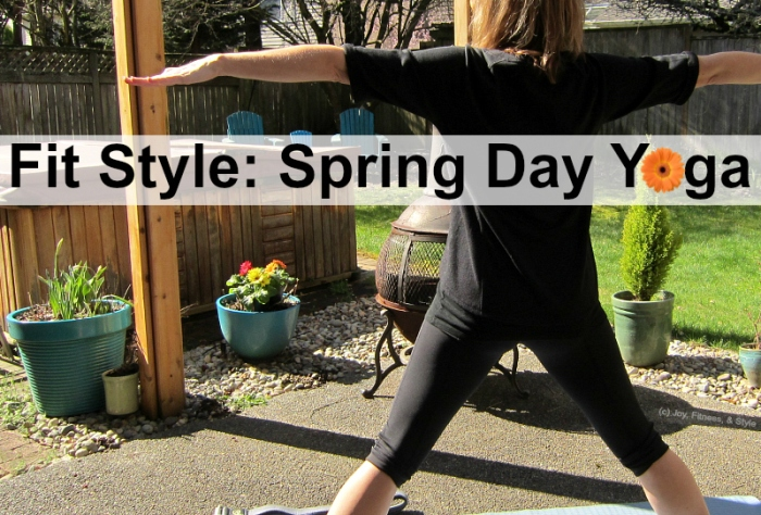 Yoga Style Spring Day