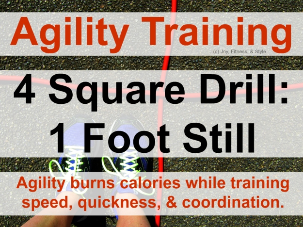 1 Foot Still Drill