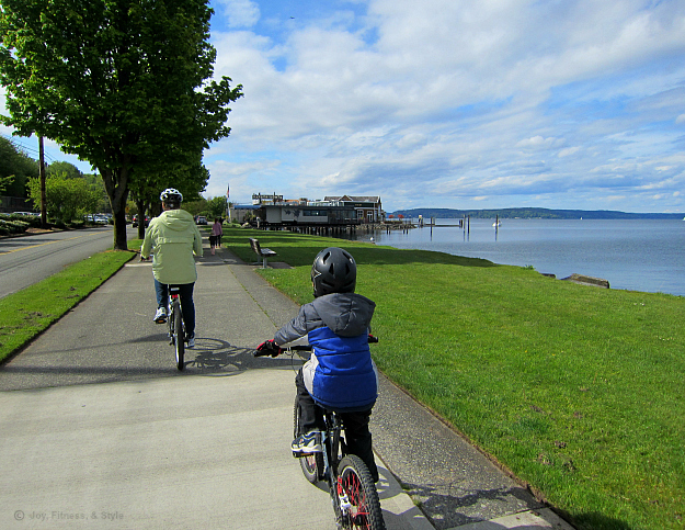 Family Bike Ride 1