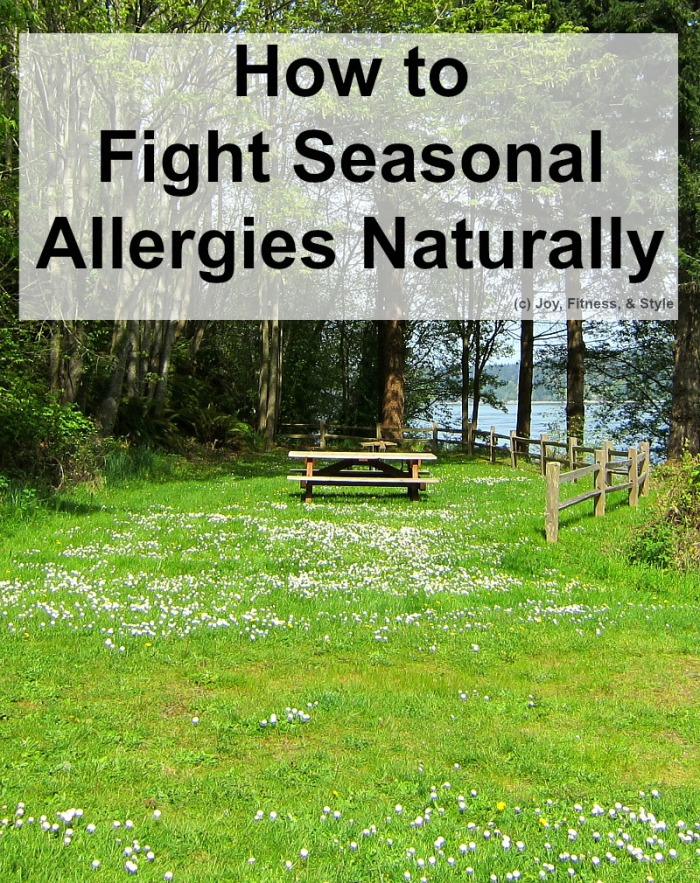 Fight Allergies
