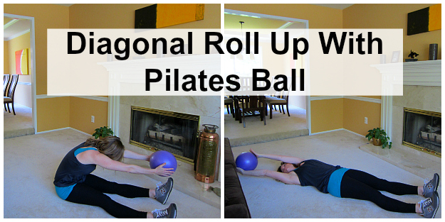 Diagonal Roll Up