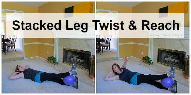 Pilates Ball Workout 12
