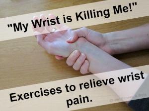 Wrist Exercises 1