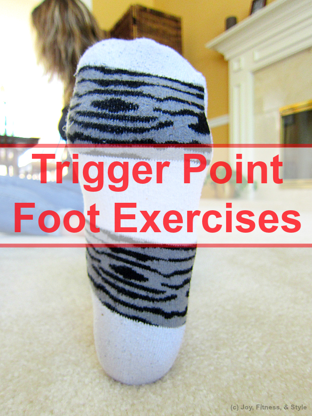 Trigger Point Foot Exercises