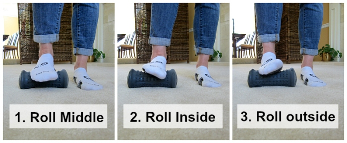 Trigger Point Foot Roller Exercise 2