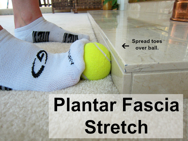 Trigger Point Plantar Fascia Stretch