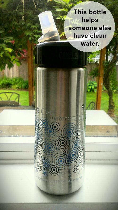 Waterdotorg CamelBak Bottle