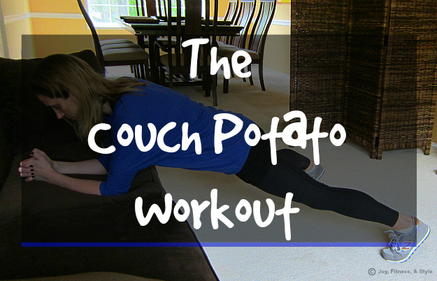 Couch Potato Workout 1
