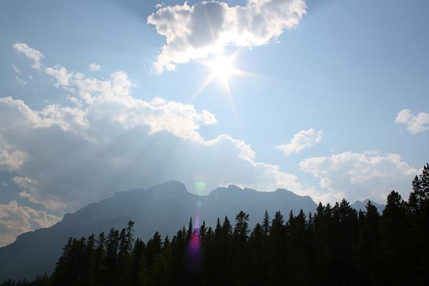 Family Banff Trip 11