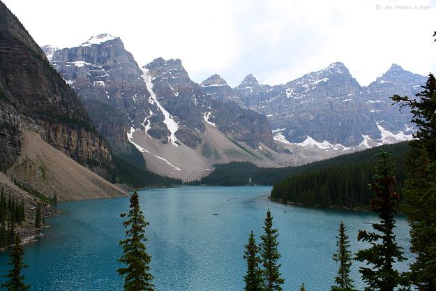 Family Banff Trip 2