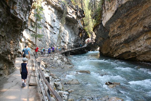 Family Banff Trip 9