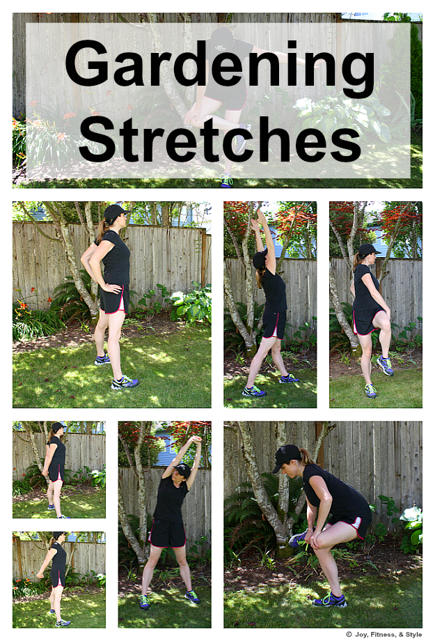 Gardening Stretches