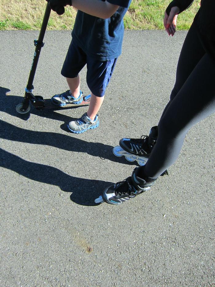Inline skating 2