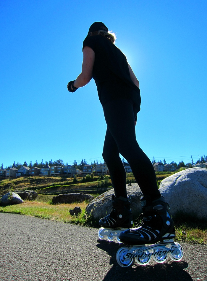 Inline skating 3