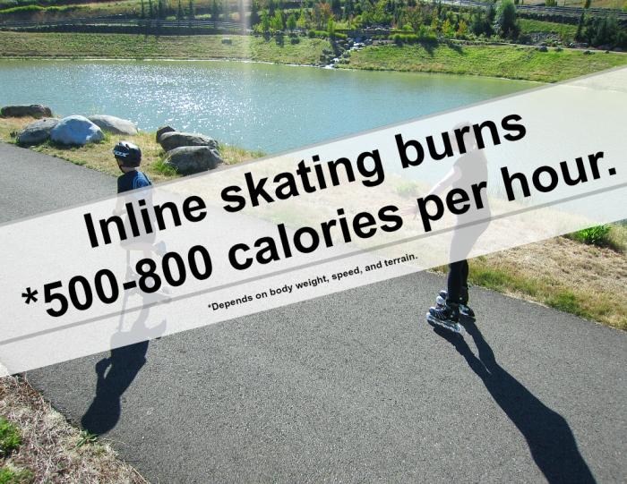 Inline skating 7