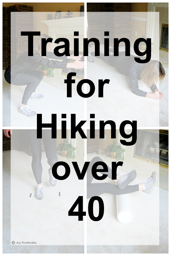 Training for Hiking over 40