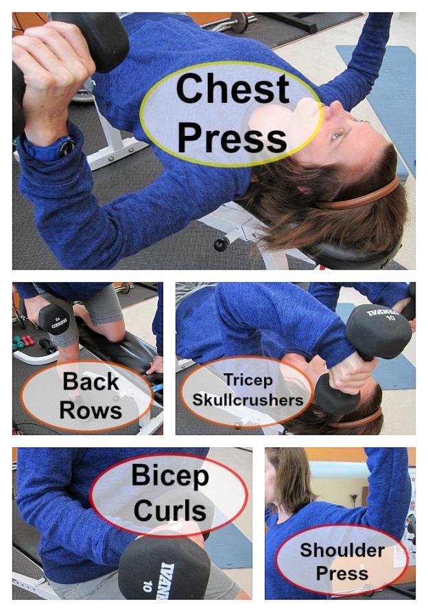 Upper Body Workout 1