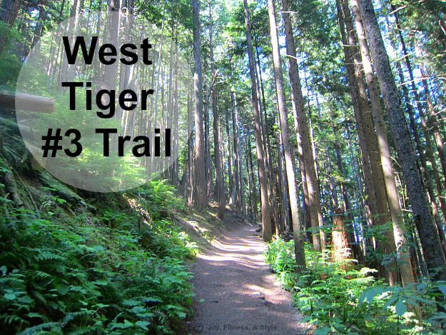 West Tiger 3 Trail