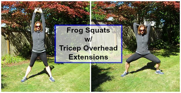 Frog Squats
