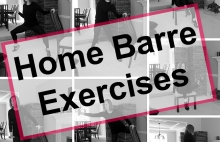 Home Barre Exercises