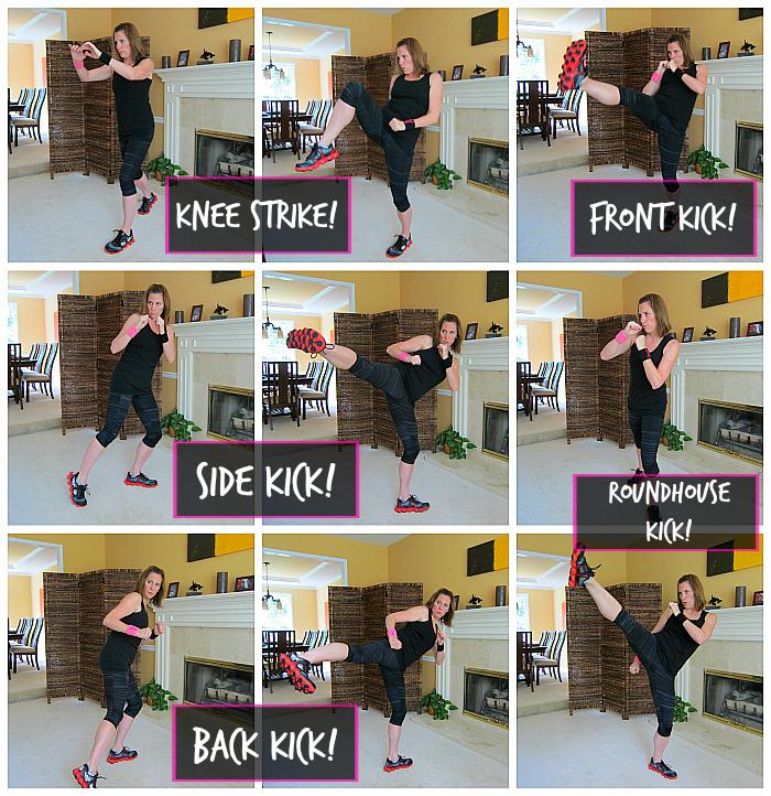 Kickboxing Kicks