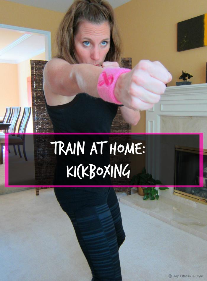 Kickboxing Train at Home