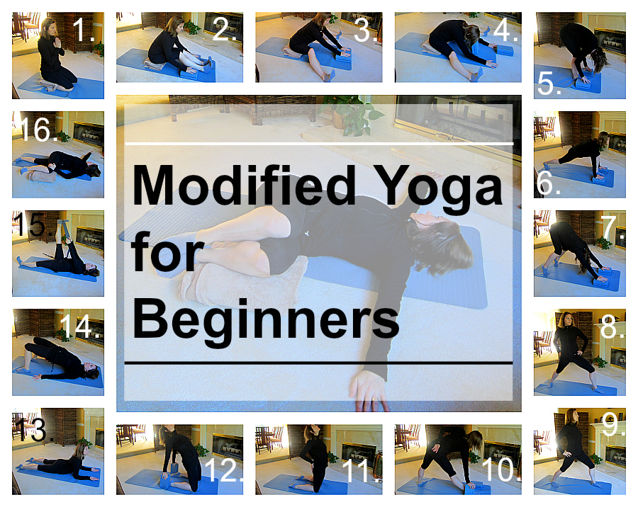 how to start yoga by yourself