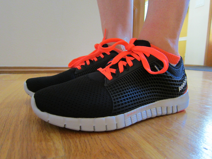 reebok z running shoes
