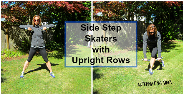 Side Step Skaters