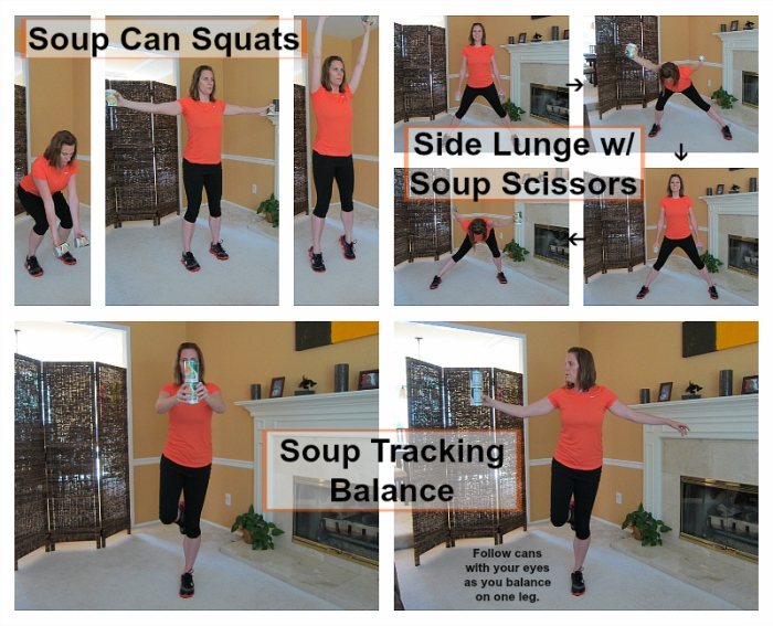 Soup Can Workout