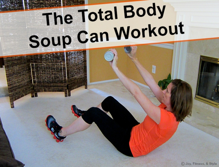 The Total Body Soup Can Workout