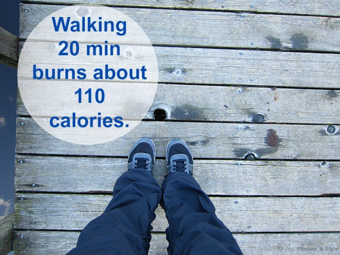 Walk 20 Minutes