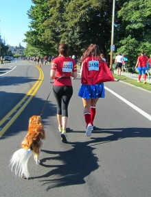 Women of Wonder 5K/10K, Green Lake, WA