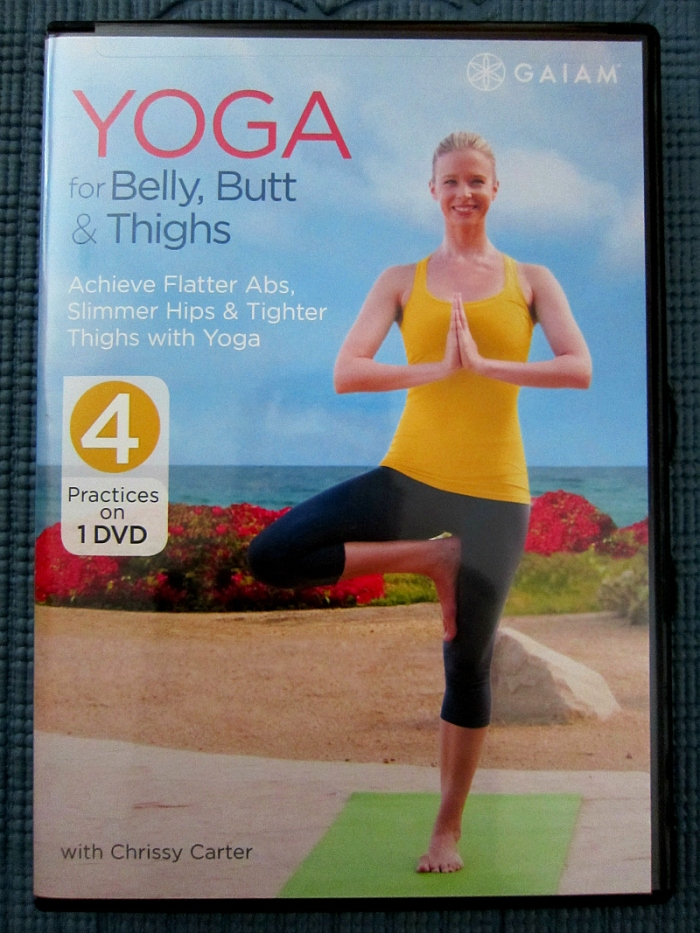 Yoga for Belly, Butt, and Thighs